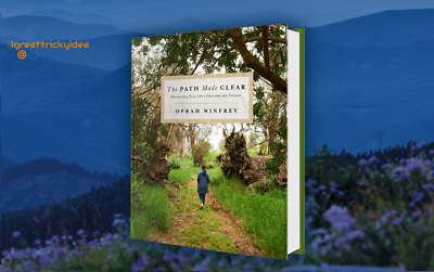 "By Oprah Winfrey:The Path Made Clear,Hardcover – March 26, 2019 ""NEW"""