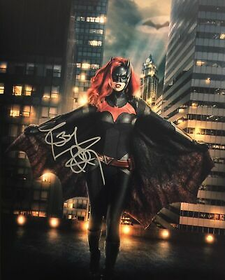 RUBY ROSE Signed Autographed 8x10 Photo ( Batwoman ) REPRINT