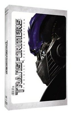 Transformers DVD    (2007)  Two disc special edition