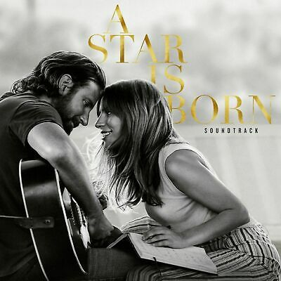 A STAR IS BORN SOUNDTRACK [CD] - 2018 - Free Postage