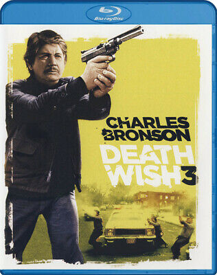 Death Wish 3 (Blu-ray) New Blu-ray
