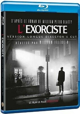 Blu Ray  //  L'EXORCISTE [ Version longue - Director's Cut ]  // NEUF cellophané