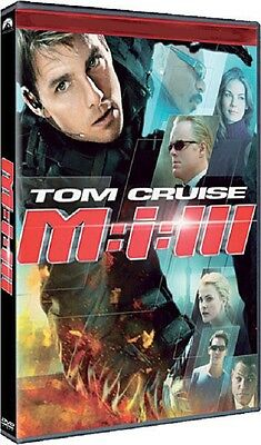 DVD  //  MISSION : IMPOSSIBLE III ( 3 )  //  Tom Cruise  /  NEUF cellophané