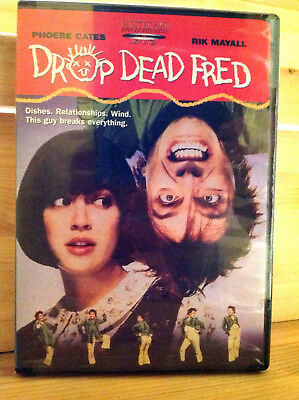 Drop Dead Fred (DVD, 2003) R1, NTSC / RARE /