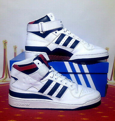 b47c82edbe4d2 ADIDAS FORUM MID BY4375 Originals Mens shoes sneakers size from 4 to 15 New  Rare