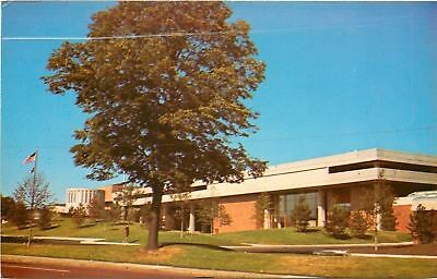 Canton OH~Cultural Center For The Arts~Players Guild Theatre~Great Court~1950s