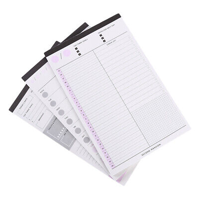 Weekly Planner To Do List Desk Note Pad Meal Plan Home Office Tear Off Sheets 6A