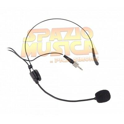 Proel Hcm38Se Microfono Headset Archetto Per Fitness Spinning Conferenze