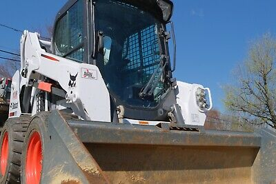 BOBCAT SKID STEER 710 Hours Video link in description - $14,500 00