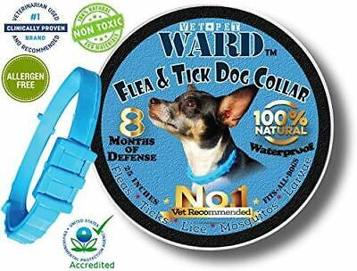 Vet Pet Flea and Tick Collar Protection for Small Dogs FREE SHIPPING No TAXE