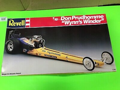 "Revell 1/16 Scale Don Prudhomme ""wynn's Winder"" Model Kit No Decals"