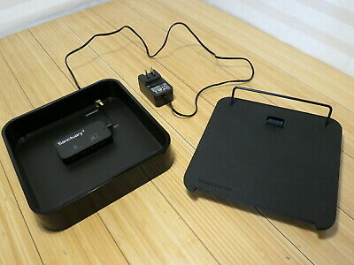 Bluelounge Sanctuary4 4 amp Charging Station Hide Cables, Charge Devices - Black