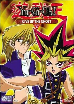 Yu-Gi-Oh Give Up The Ghost - Vol. 4 Nouveau DVD