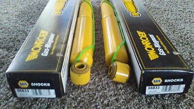 ((2)) Monroe 66833 Gas-Magnum Shock Absorber NEW!