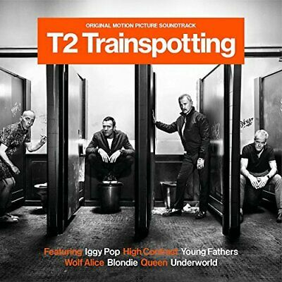 Various Artists-Trainspotting 2 CD NEW