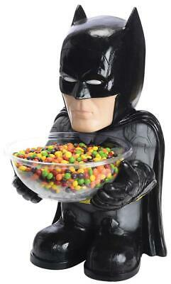 BATMAN STANDING CANDY BOWL HOLDER Halloween Prop Decoration HOUSE HOME PARTY