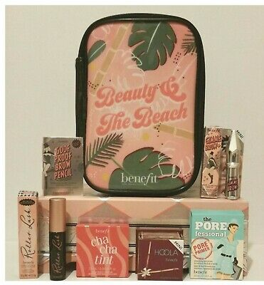 Benefit Set/Kit❤Gimme Brow,Hoola,Porefessional,Roller Lash,Chachatint❤AUTHENTIC