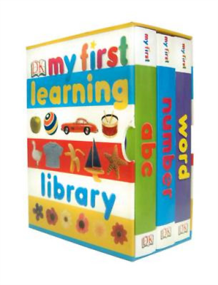 Learning Library (My First Board Book), , Used; Acceptable Book