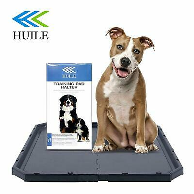 Puppy training pad holder simple solution dog training and puppy pad tray