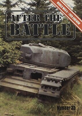 After the Battle Magazine Issue 35 The Story of a Car