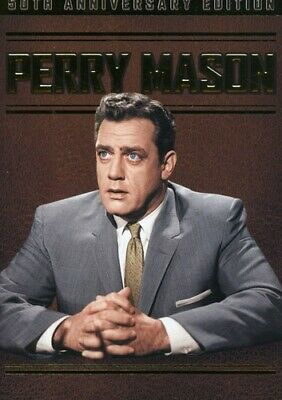 Perry Mason: 50th Anniversary Edition [4 Discs] (REGION 1 DVD New)