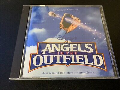 Angels In The Outfield Rare 1994 Soundtrack Cd Rare Oop - Randy Edelman Ost