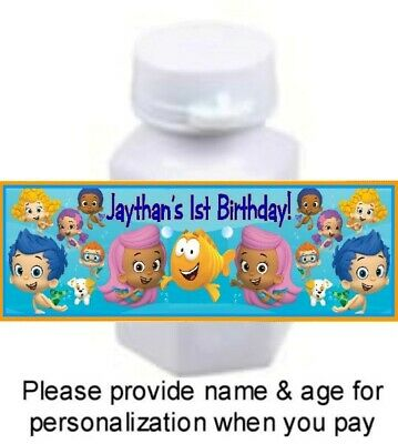30 Caillou Birthday Party Baby Shower Bubble Labels Stickers Favors Rosie