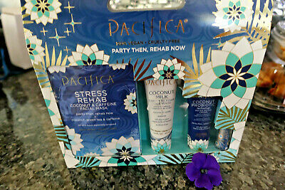 Pacifica party then rehab now kit new in box full size