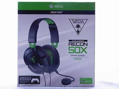 TURTLE BEACH EAR Force Recon 50X Xbox One Wired Surround