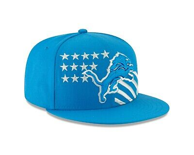 Detroit Lions New Era 2019 NFL Official Draft On-Stage 9FIFTY Snapback Hat