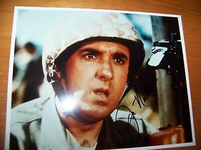 The Andy Griffith Show: Jim Nabors SIGNED 8x10 Photo Mayberry Gomer Pyle USMC