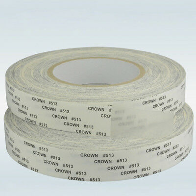 3-50mm Double Sided Heat Resistant Sticky Adhesive Tape 0.14mm Thickness x 50M
