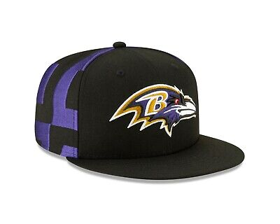 3976d199 Baltimore Ravens New Era 2019 NFL Official Draft On-Stage 9FIFTY Snapback  Hat