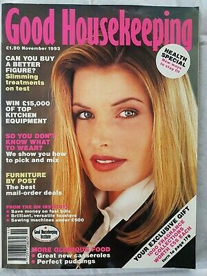 Good Housekeeping (UK) - November 1993