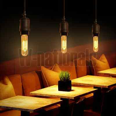 Vintage Style Retro Filament Lighting Edison Lamp Bulb Restaurant Home Bar Decor