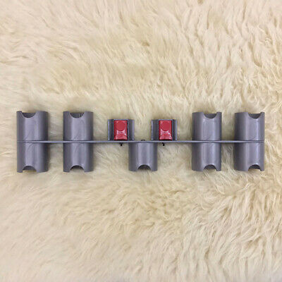 For Dyson V7 V8/V10 Cordless Wall Mount Accessory Tool Attachment Storage Holder