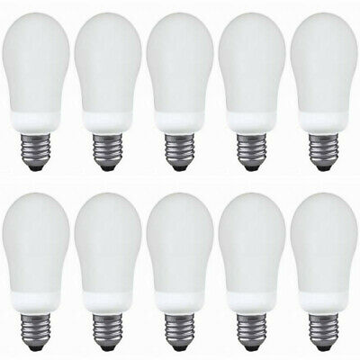 10 x Nice Price 3910 Energiesparlampe 9W E27 Warmweiss Leuchtmittel Sparlampe