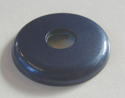 Ford Fiesta Mk6 Finesse,Firefly,Freedom,Flame,Studio Tonic Blue Boot Lock Cover
