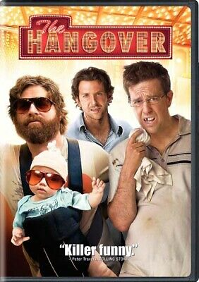 The Hangover (R-Rated Single-Disc Edition) (Wi New DVD