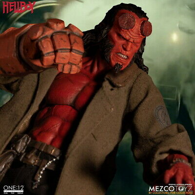 Hellboy 3 Piece PVC Set 2 Bad Guys Darkhorse Figuren in OVP 1.93Z Film, TV & Videospiele