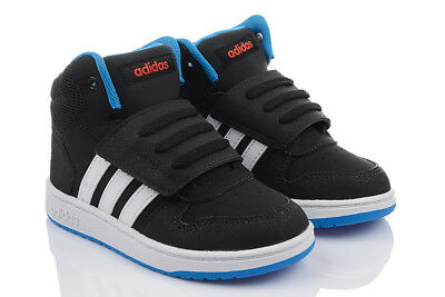 SCHUHE ADIDAS HOOPS MID Kinderschuhe High Top Sneaker