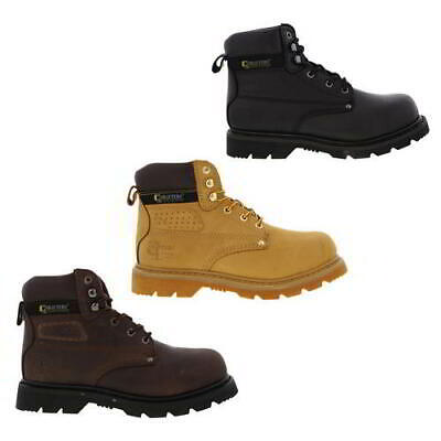 90d9e349227d MENS CATERPILLAR SPIRO Steel Toe Midsole S3 Safety Boots Sizes 7 to ...