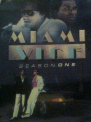 MIAMI VICE The COMPLETE SEASON ONE 18+ Hours 22 Episodes + Bonus Features SEALED