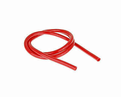 Peugeot Speedfight 2 100 WRC 1m x 5mm Orange Fuel Pipe Line