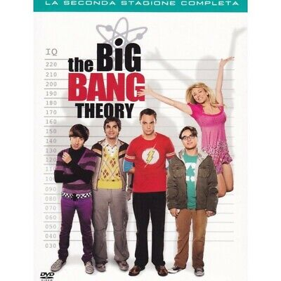 The Big Bang Theory - Stagione 2 (DVD) usato