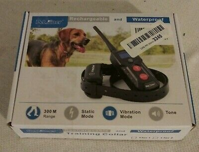 Petrainer Dog Training Shock/Vibrate Collar PET916  Rechargeable  Waterproof