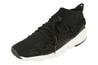 outlet store 92e2c c4123 Nike Air Footscape NM Woven Flyknit Mens Running Trainers Ao5417 001