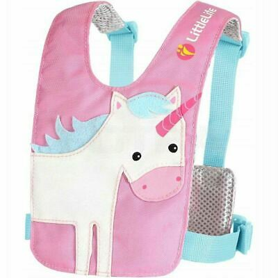 Bn Unicorn Toddler Accessory Little Life Littlelife Safety Id Strap