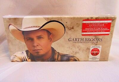 Garth Brooks The Ultimate Collection 10 Disc Set Greatest Hits SEALED