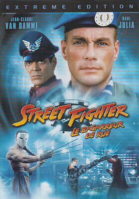 Street Fighter (Extreme Edition) (Jean-Claude  New DVD